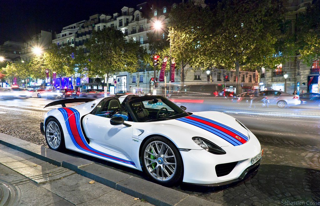 porsche 918 spyder martini flickr. Black Bedroom Furniture Sets. Home Design Ideas