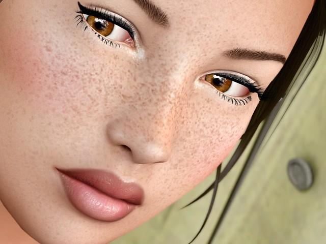 Becky - Close Up