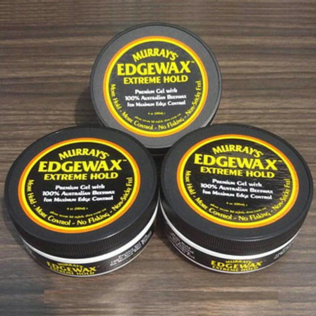 Murrays Edgewax Extreme Water Based Pomade High Hold Flickr Murray