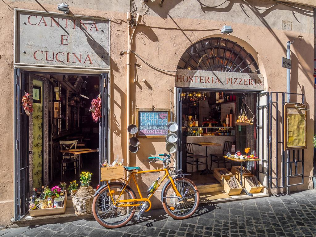 cantina e cucina rome bob radlinski flickr
