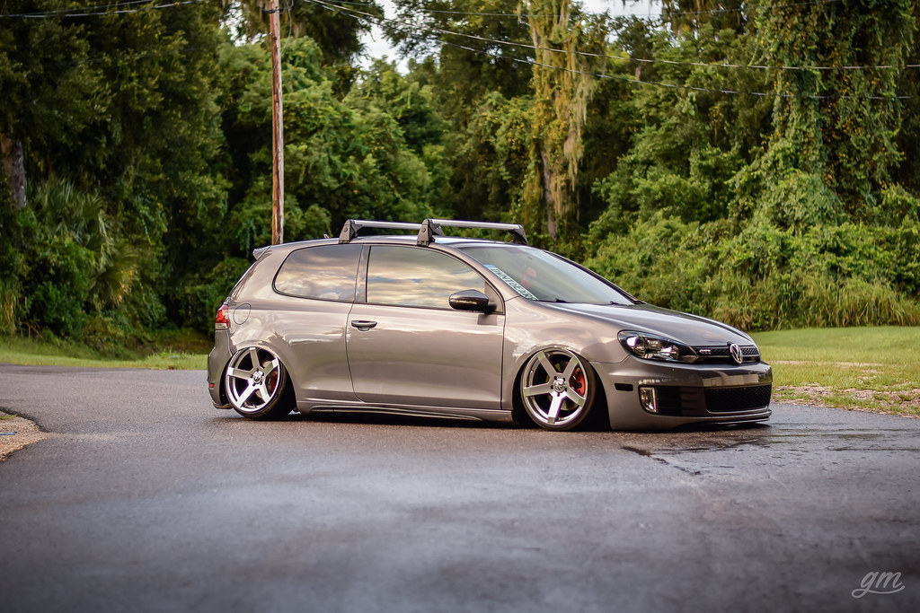 Anthony's bagged mk6 gti stanced and cambered | owner ...