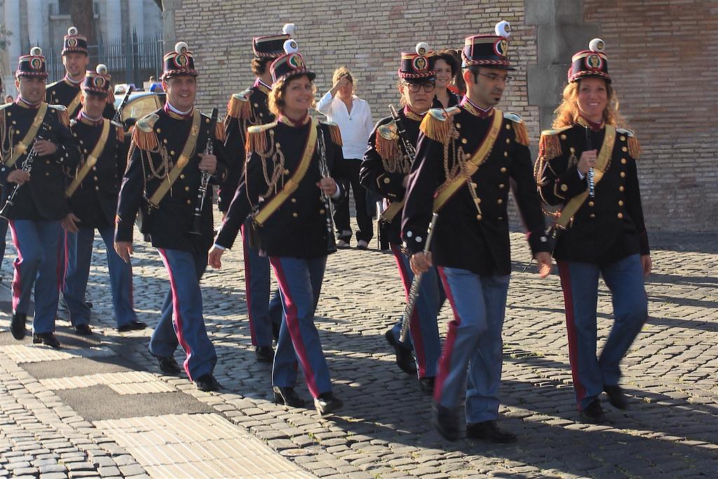 Roma banda musicale della polizia di stato mark for Polizia di stato roma permesso di soggiorno