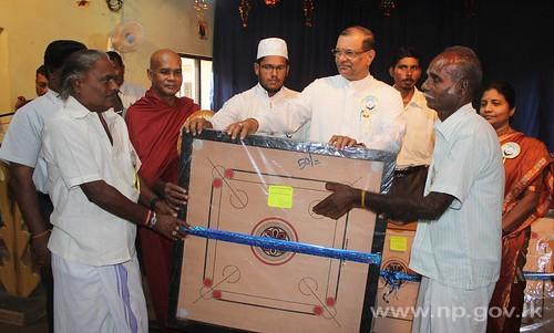 International Elder's Day held in Jaffna – 01 October 2014