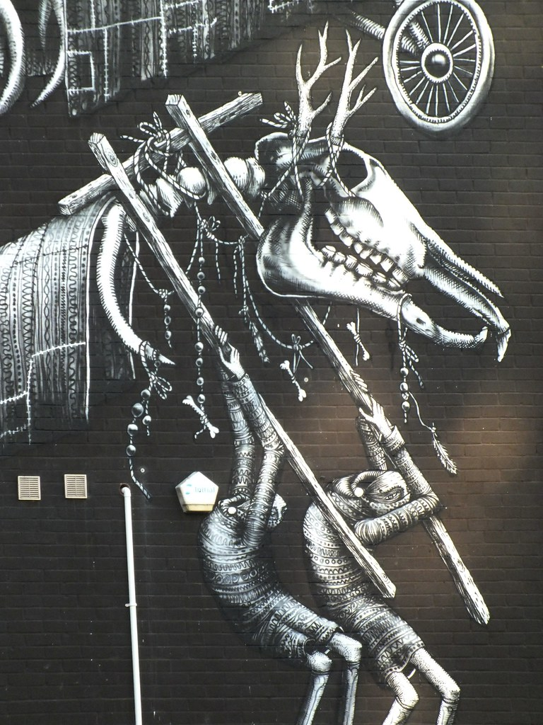 Empty Walls 2014:Phlegm