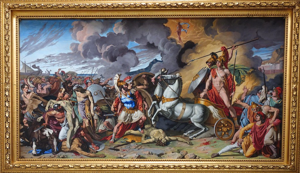 death of hector War and death there are many deaths in war, but the deaths of heroes are immortalized in the stories we tell of them the death of the trojan hero hector becomes a turning point in homer's epic.