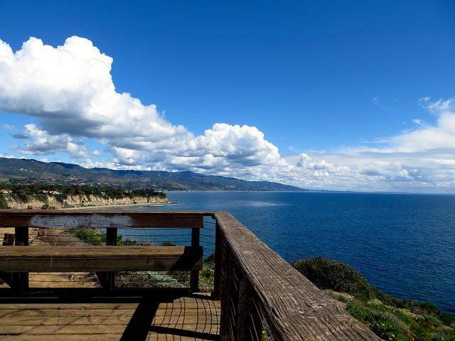 view from point dume headlands