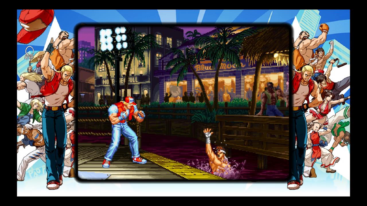 Die unerzählten Geschichten zu den Spielen in Fatal Fury: Battle Archives Vol. 2 auf PS4 ? ab morgen erhältlich