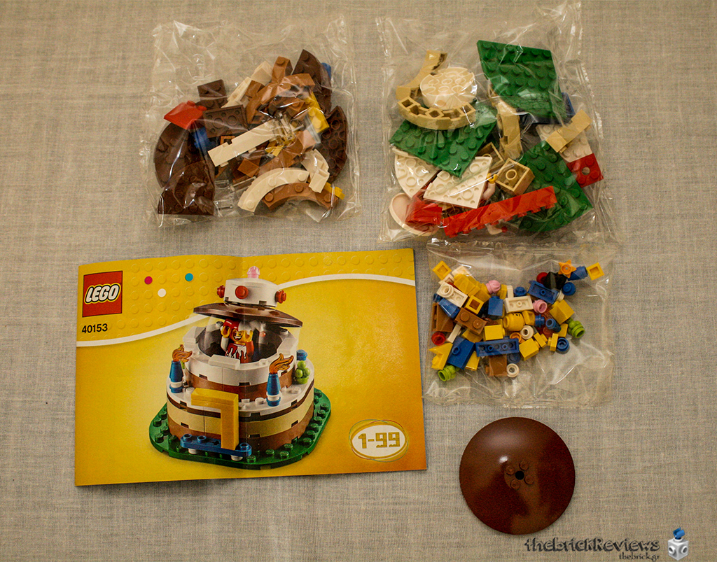 ThebrickReview: LEGO 40153 - Birthday Table Decoration 33666556956_e87a49d607_o