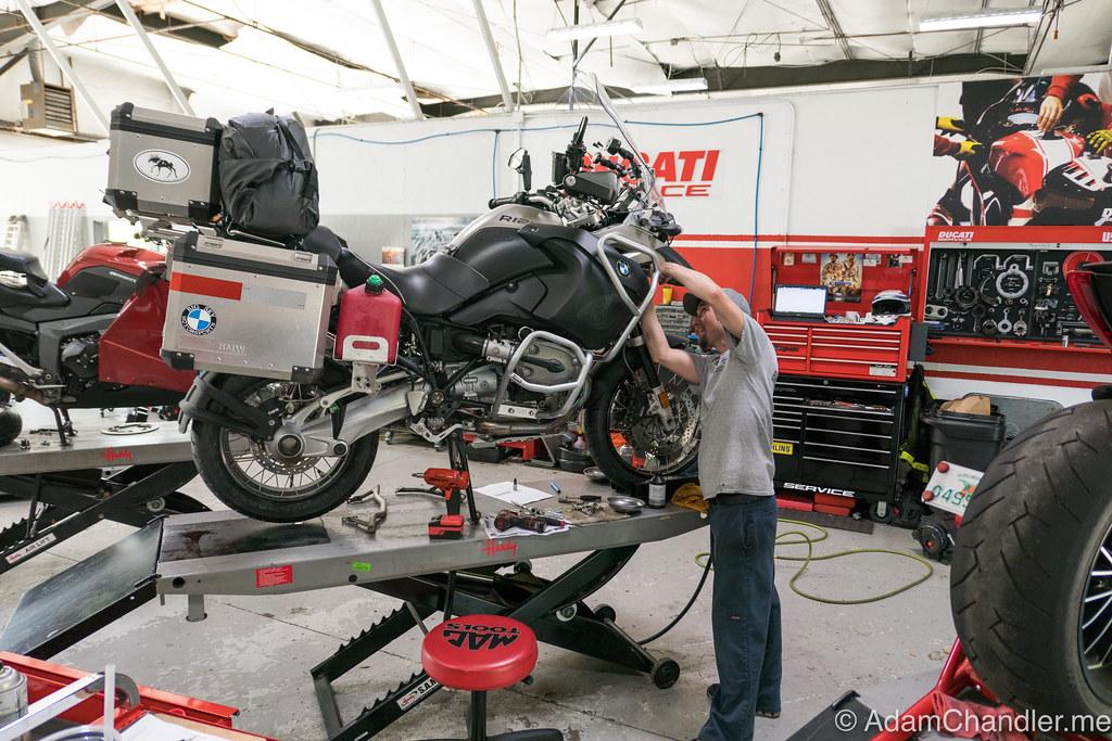 Bmw Motorcycle Service Gold Coast