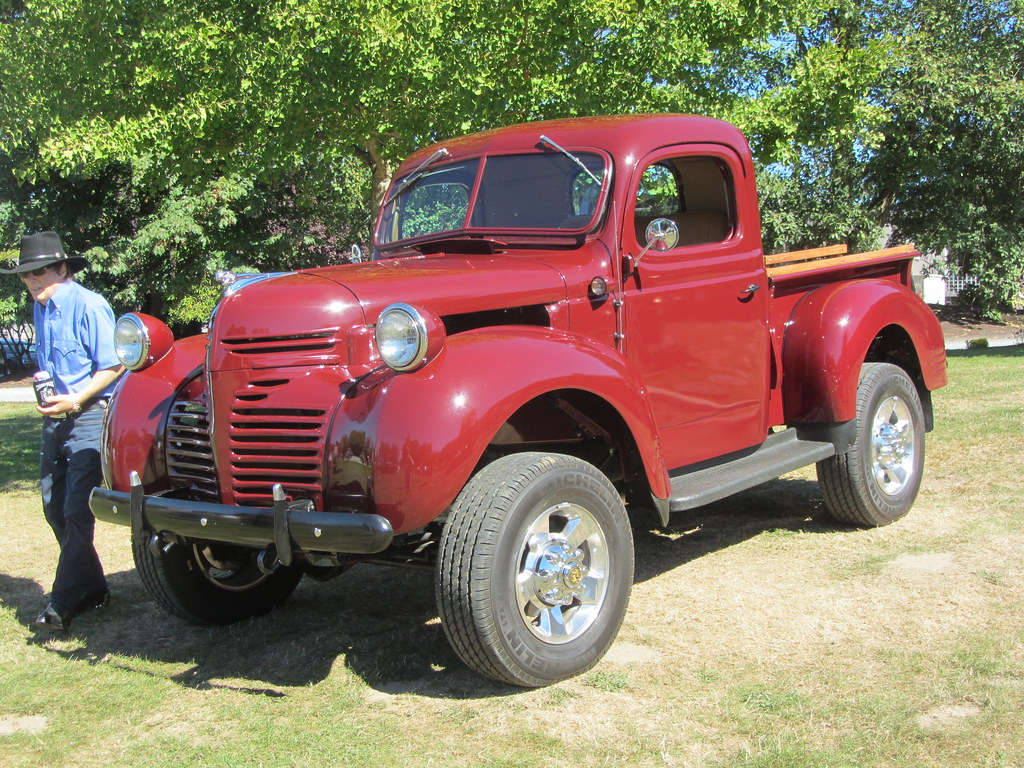 1944 Dodge Power Wagon I Suspect Something Quite Modern