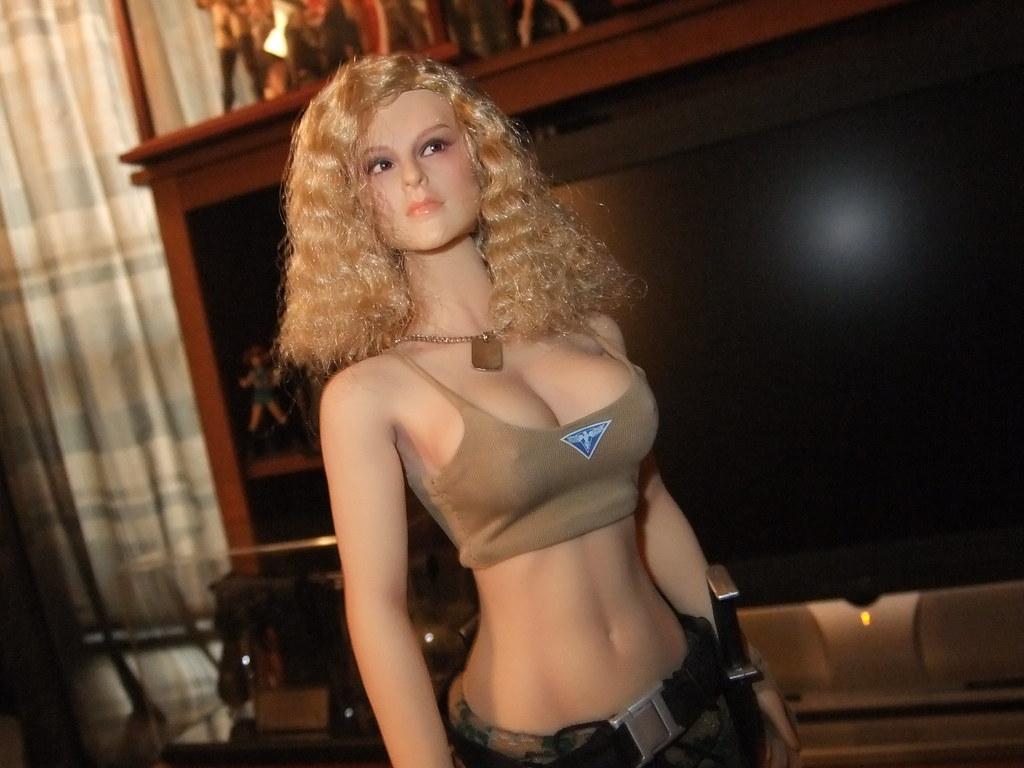 New female agent-6024