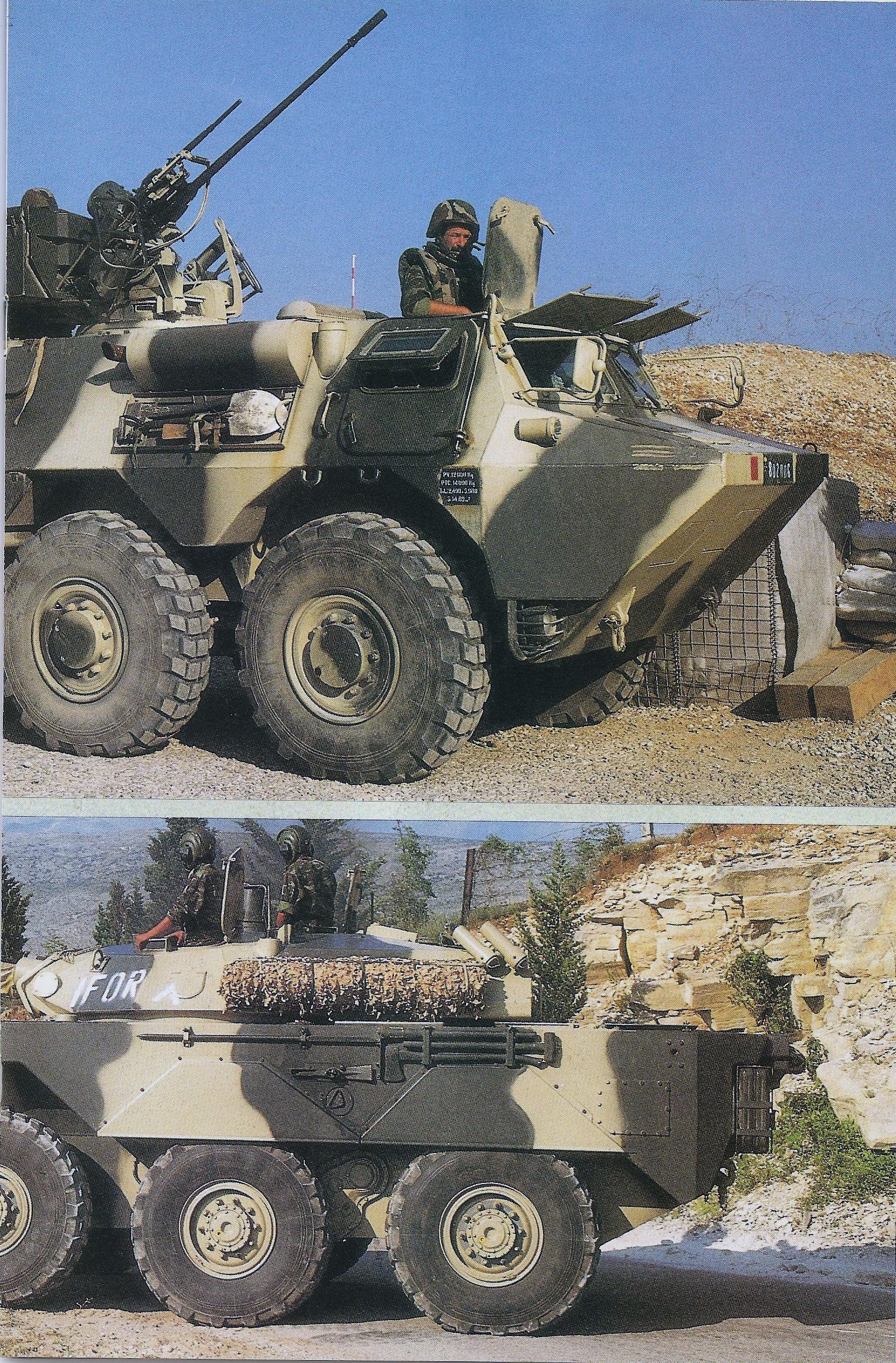 Les F.A.R. en Bosnie  IFOR, SFOR et EUFOR Althea 32557731920_093f7c0370_o