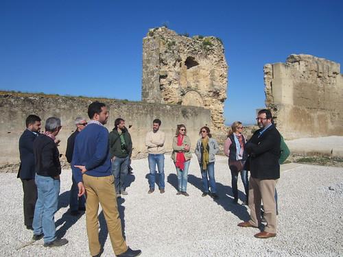 AionSur 33838556136_50fd0e14df_d Comienzan las obras que harán visitable el Alcázar del Rey don Pedro Carmona Provincia Rey don Pedro