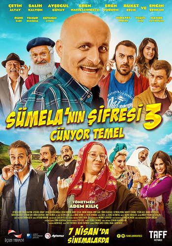 Sümela'nın Şifresi 3: Cünyor Temel (2017)