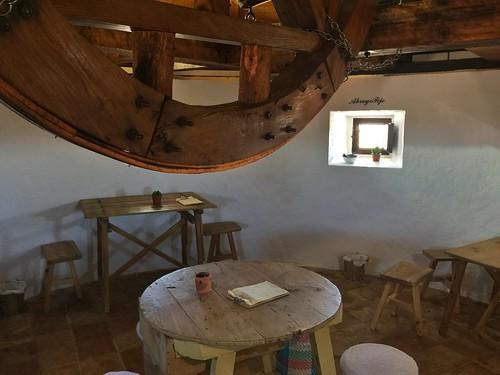 Gastromolino de Consuegra (Toledo) - Ruta de Don Quijote de La Mancha en coche