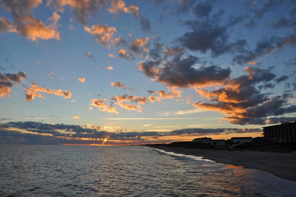 Sunset Beach Nc Weather October