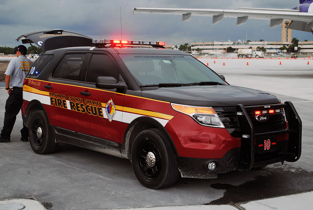 Infinity New Suv >> Broward County Fire Rescue Ford Explorer | Kev Cook | Flickr
