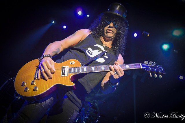 Slash (Gun's And Roses, Slash Snakepit,...)