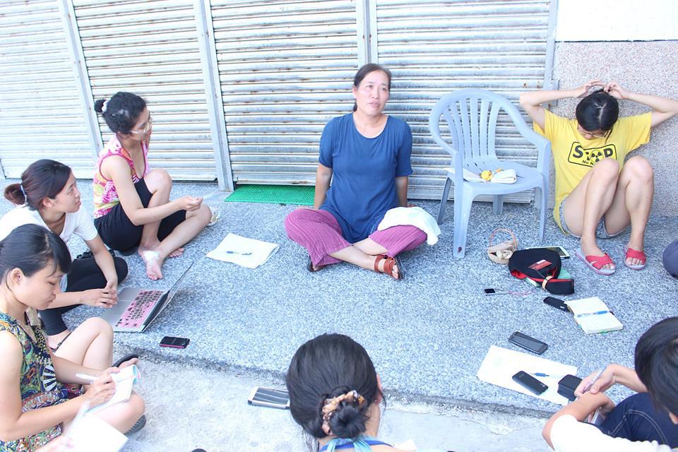 第九屆編採營學員作品:港口部落參訪 部落議題再延伸