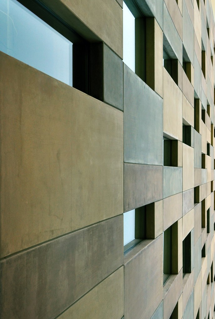 Audiovisual Campus - Diagonal 197 / David Chipperfield