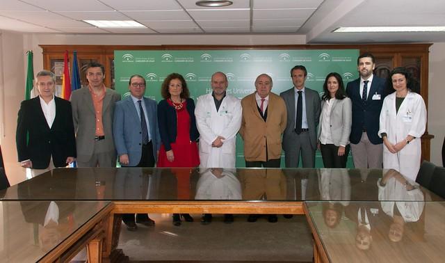 AionSur: Noticias de Sevilla, sus Comarcas y Andalucía 32471880413_8606e99a82_z_d La Clínica Santa Isabel firma un convenio con el Hospital Virgen del Rocío para fomentar la donación de órganos y tejidos Salud