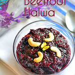 Beetroot halwa recipe in a pressure cooker