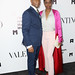 Franklin Sirmans and Lorna Simpson at PAMM Art Of The Party Presented By Valentino
