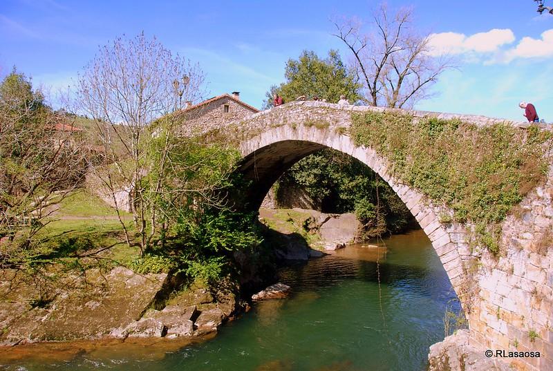 Puente Romano de Liérganes, Cantabria