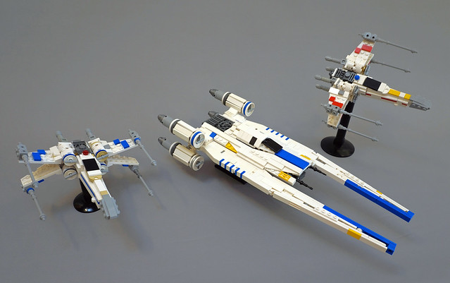 U-wing, by Rogue Bantha, on Flickr