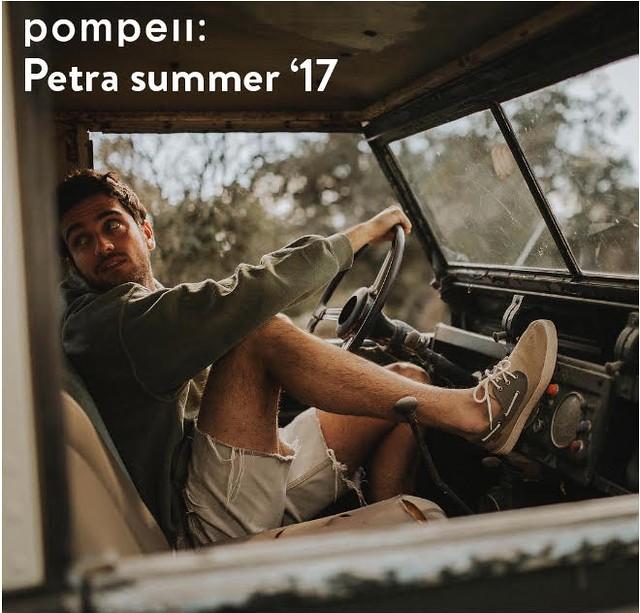 Pompeii: Petra summer '17