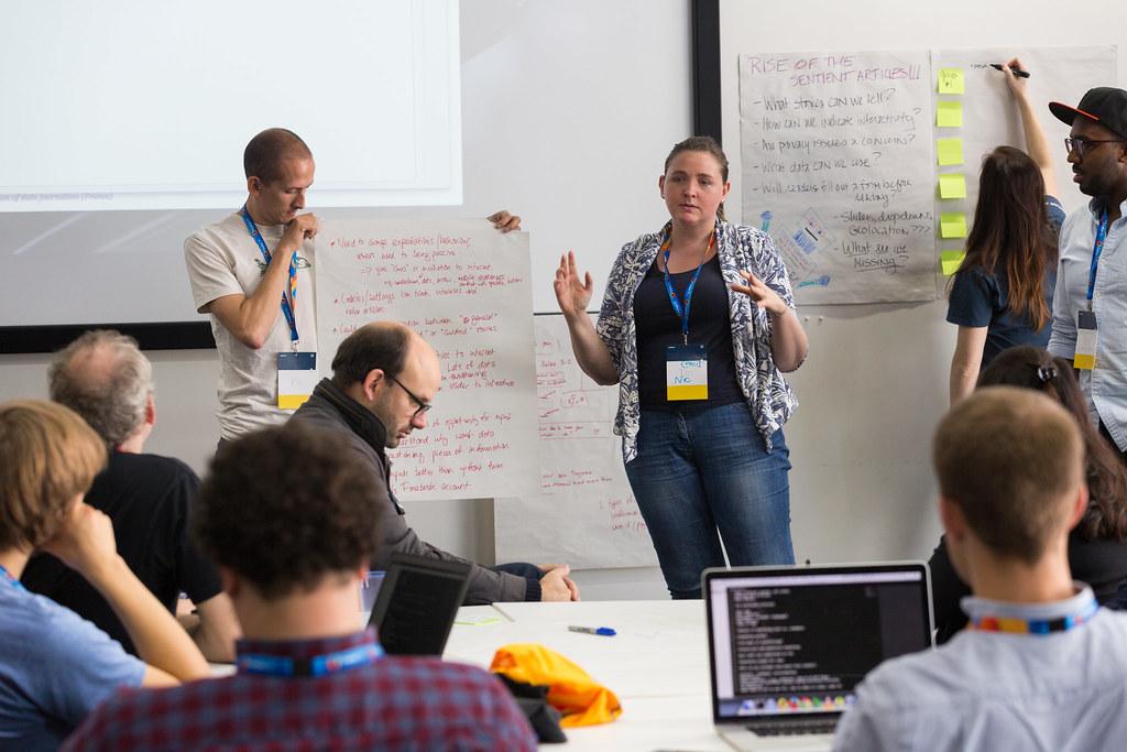Session at MozFest 2014