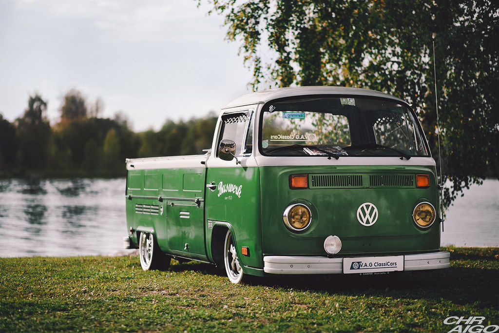 Vw T2 Pritsche Grill And Chill Ausee Linz Austria Flickr
