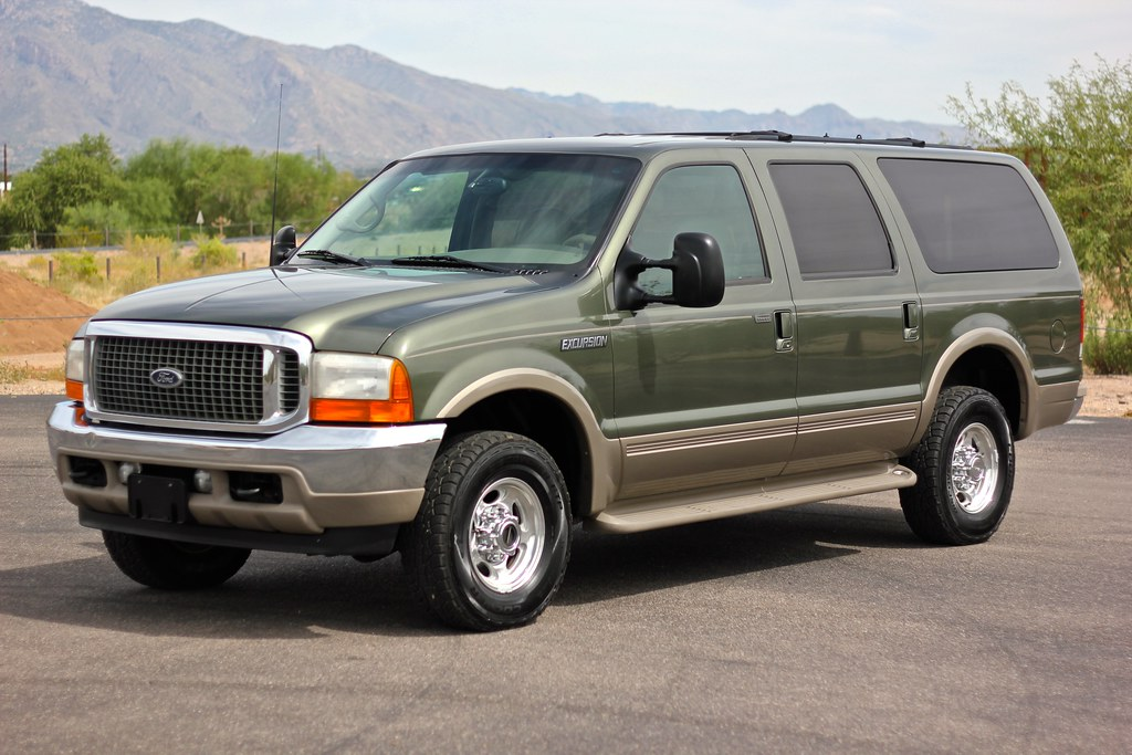 2001 Ford Excursion Limited 4x4 Diesel