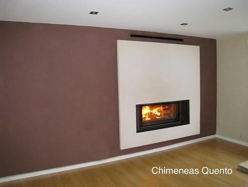 Chimenea quento con hogar carbel h 100 flickr photo - Chimeneas quento ...