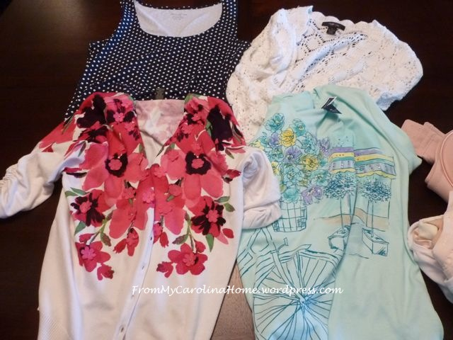 Shopping With A Purpose at From My Carolina Home