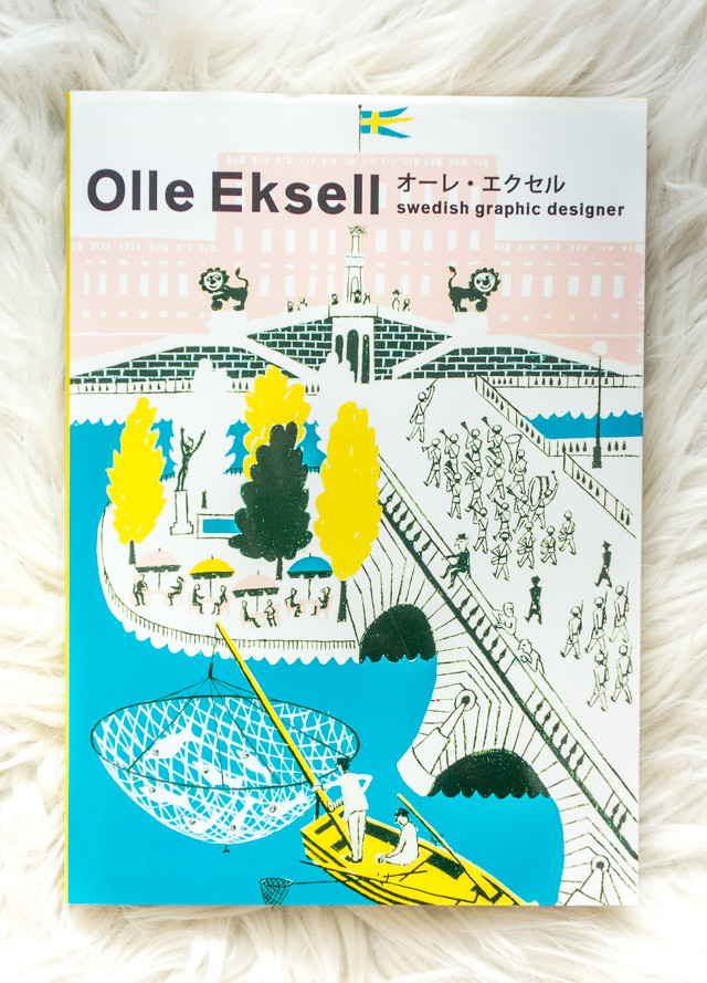 olle eksell book