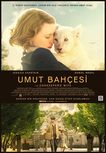 Umut Bahçesi - The Zookeeper's Wife (2017)