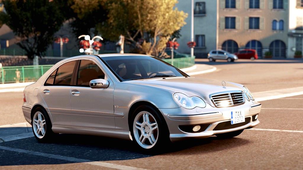 Mercedes Benz C32 Amg In Forza Horizon 2 Eric Leung