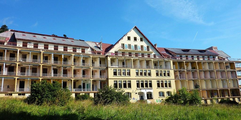 Urbex Anciens Sanatoriums De Saint Hilaire Du Touvet Flickr