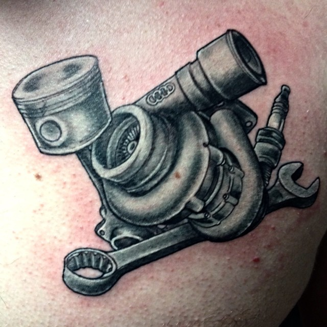 nofilter nocolor turbo wrench spark plug piston tat flickr. Black Bedroom Furniture Sets. Home Design Ideas