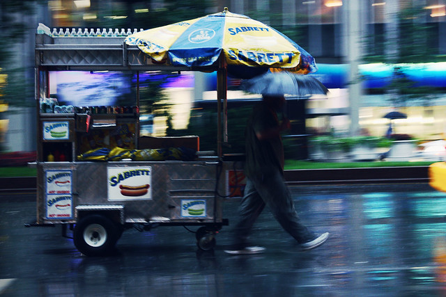 Kinetic Food Truck Nutrition