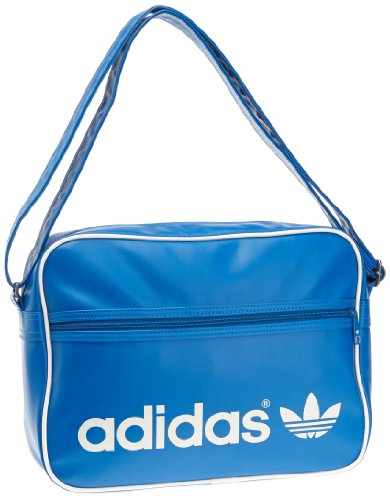 a01ccb4105dc adidas Adicolor Airliner Shoulder Bag - Bluebird Running W…