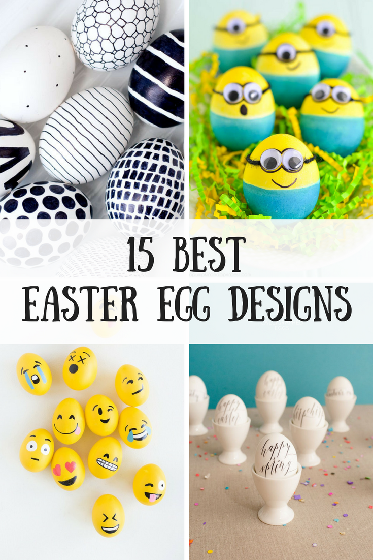 15 Best Easter Egg Designs