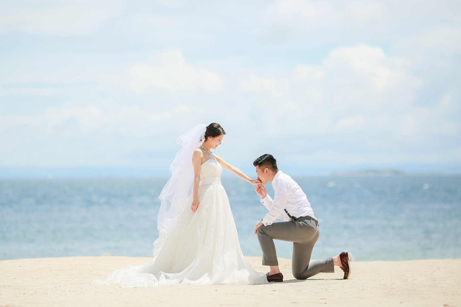 Plantation Bay Resort Pre-Wedding Kento & Hikaru
