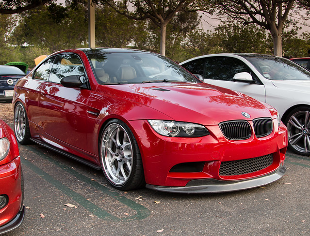 Bmw E92 M3 Stanced Just Right Flickr Photo Sharing