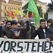 Kurdische Demo für #Kobane in #Wien #isis #is