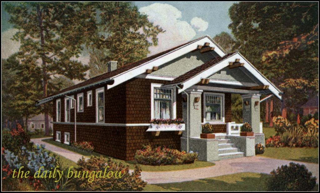 1921 sears kit homes the argyle sears kit house for Craftsman kit homes