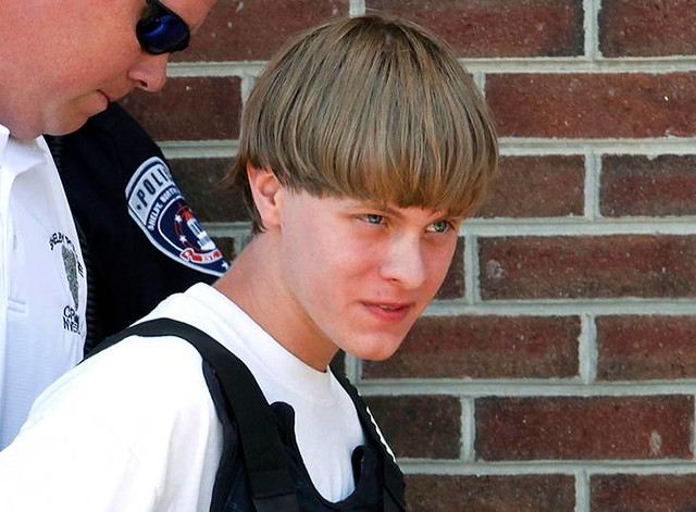 Dylann Roof, 21, has confess the massacre