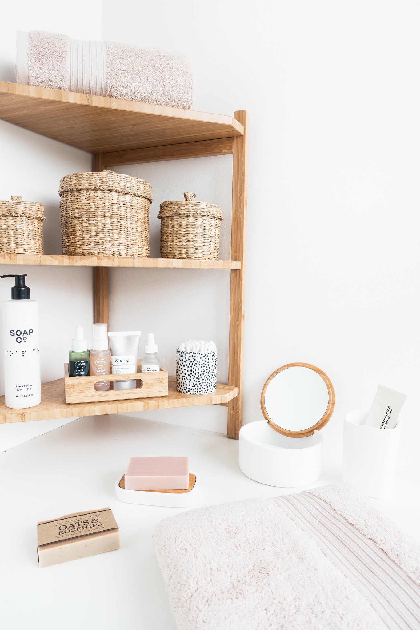 Slow Home: Bathroom Refresh
