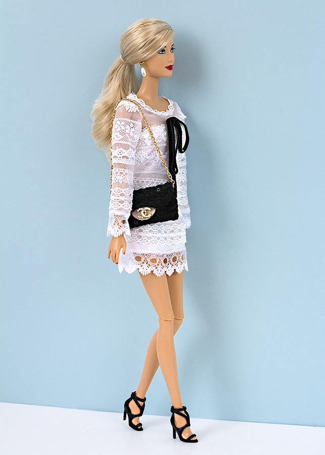 barbe lace dress